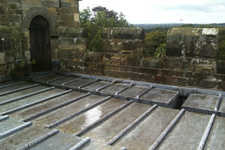 Battle Abbey Viewing Platform 11