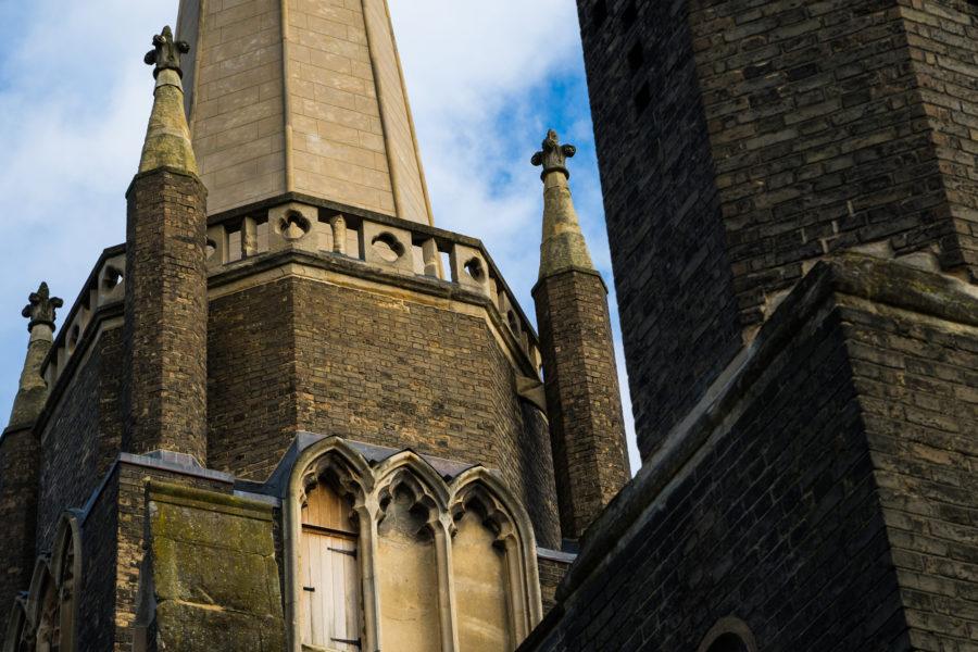 Abney Chapel, London 21