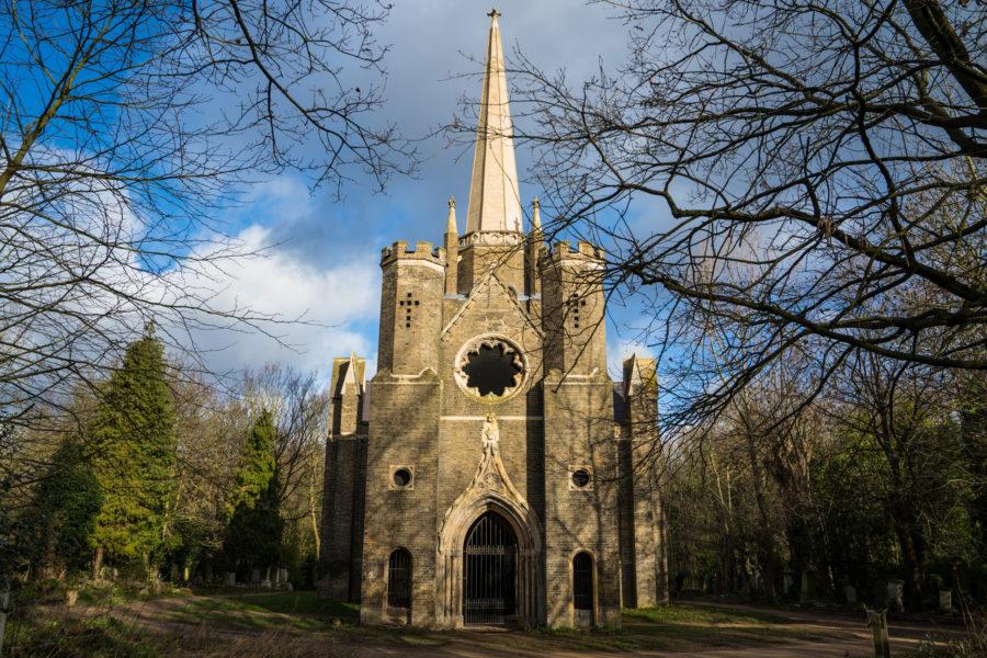 Abney Chapel, London 22
