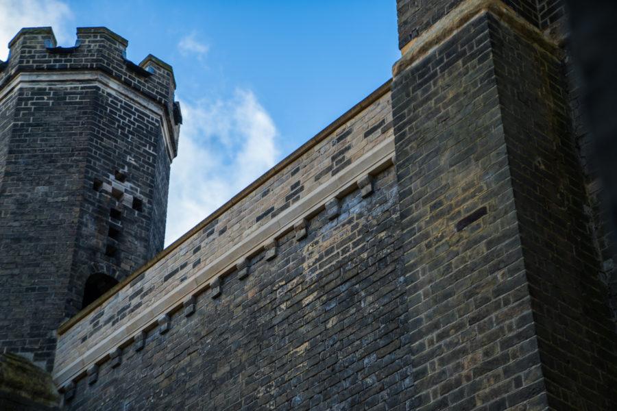 Abney Chapel, London 17