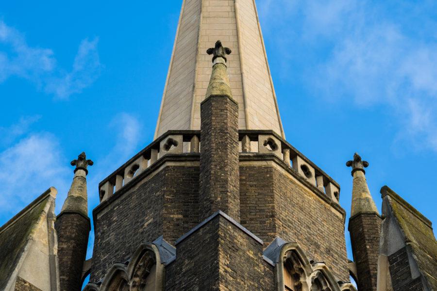 Abney Chapel, London 14