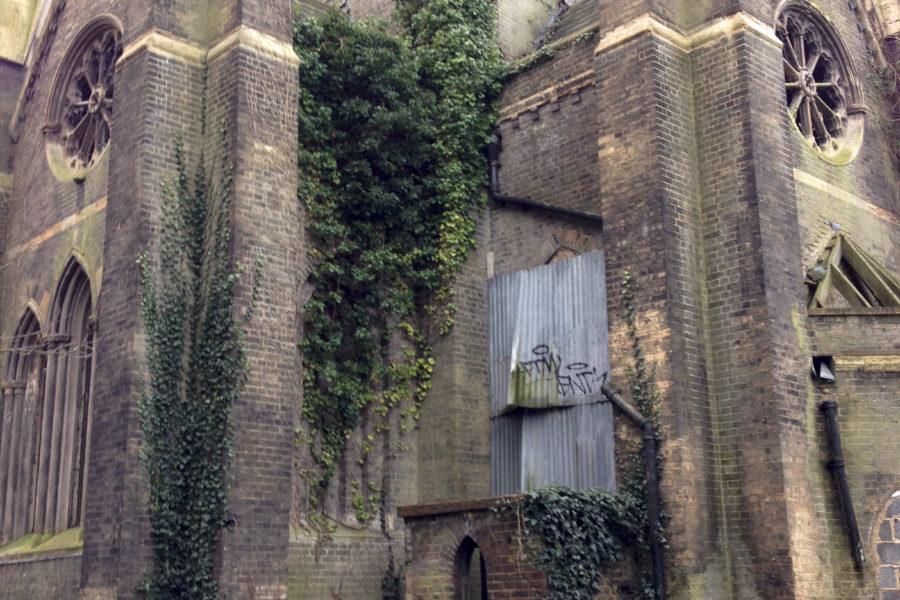 Abney Chapel, London 15
