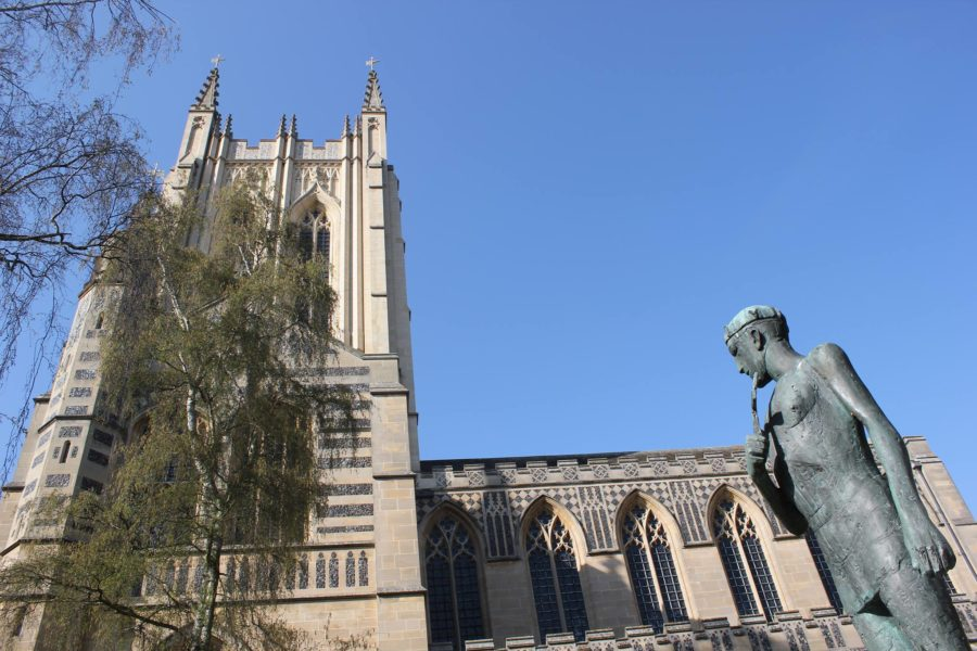 St. Edmundsbury Cathedral 14
