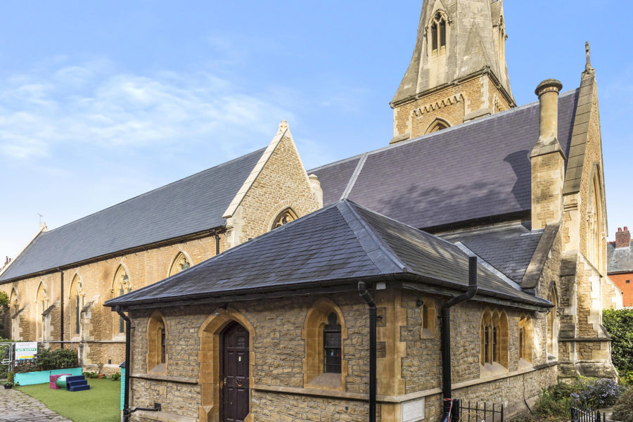 Christ Church, Kensington 13