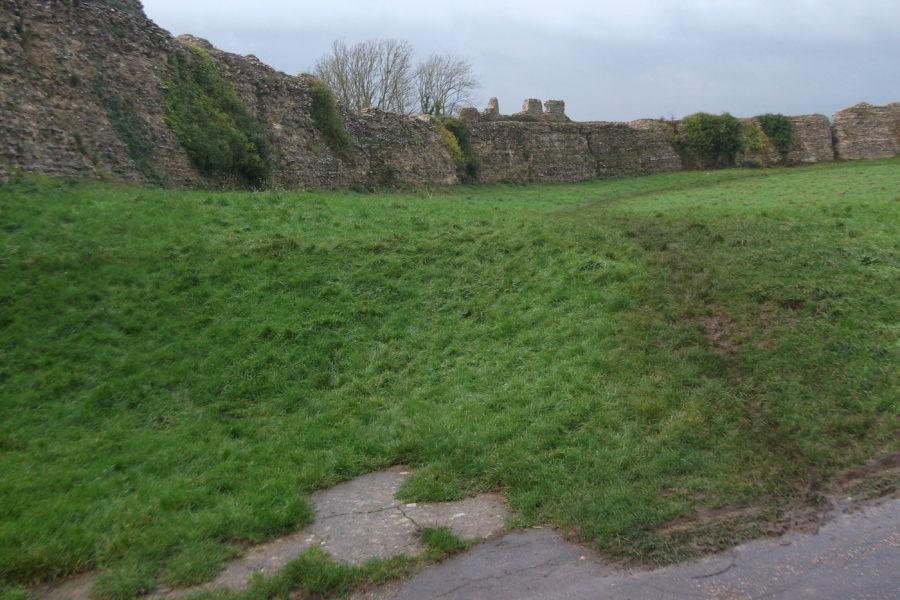 Pevensey Castle 15
