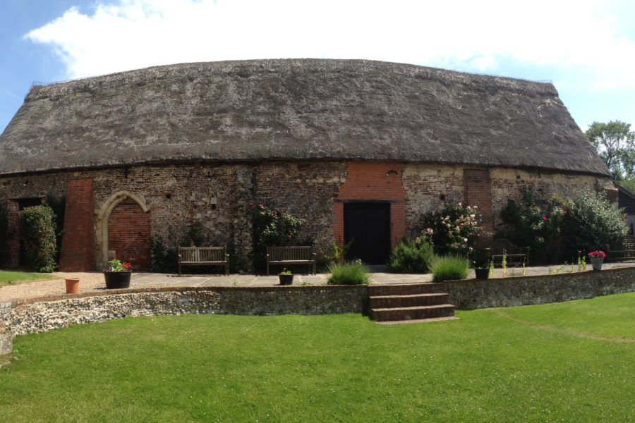 Leiston Abbey Barn & Lady Chapel 3