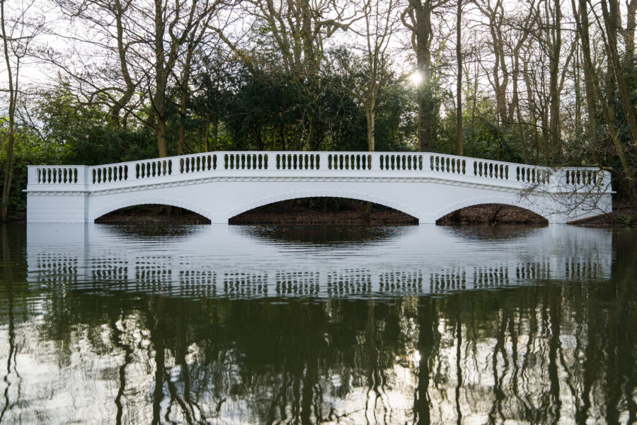 Sham Bridge Kenwood House 8