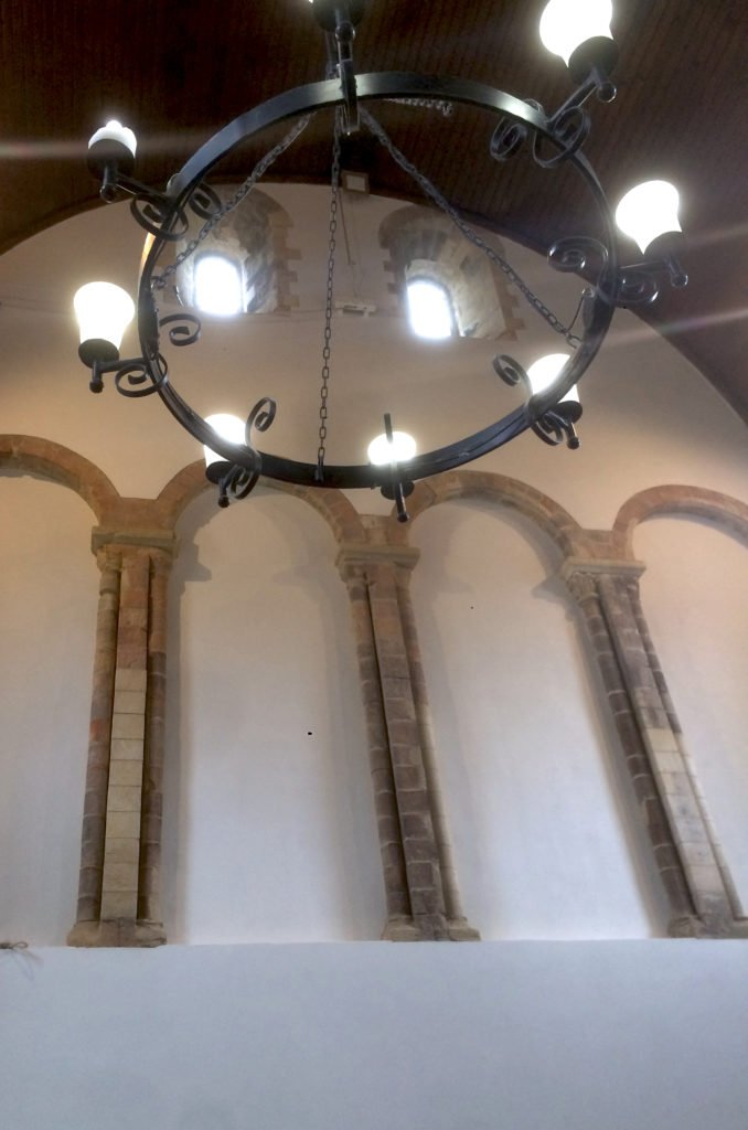One of the Oldest Refectory in England Undergoes Conservation to Restore Gable Walls. 2