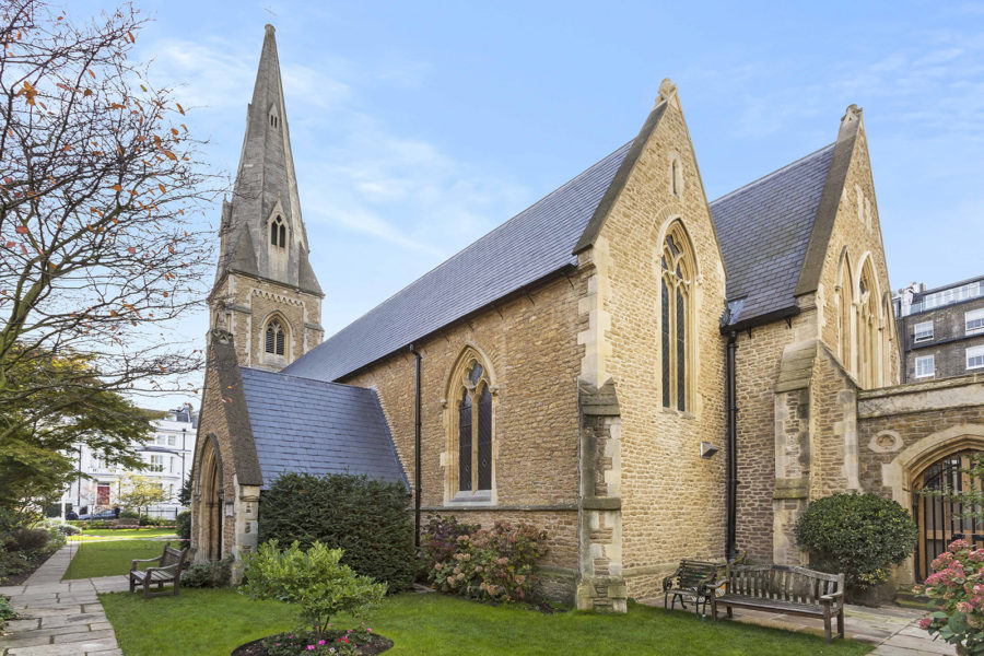 Christ Church Roofing, Kensington 16