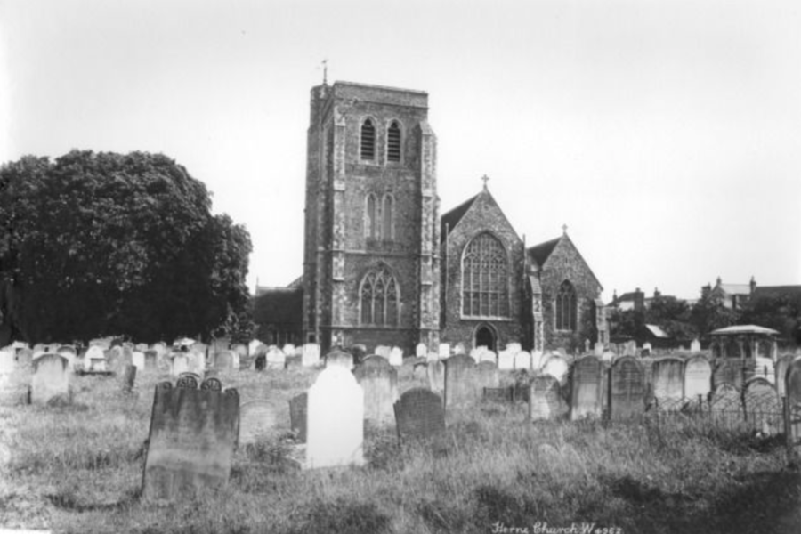 St Martin's Church, Herne (Phase 2) 23