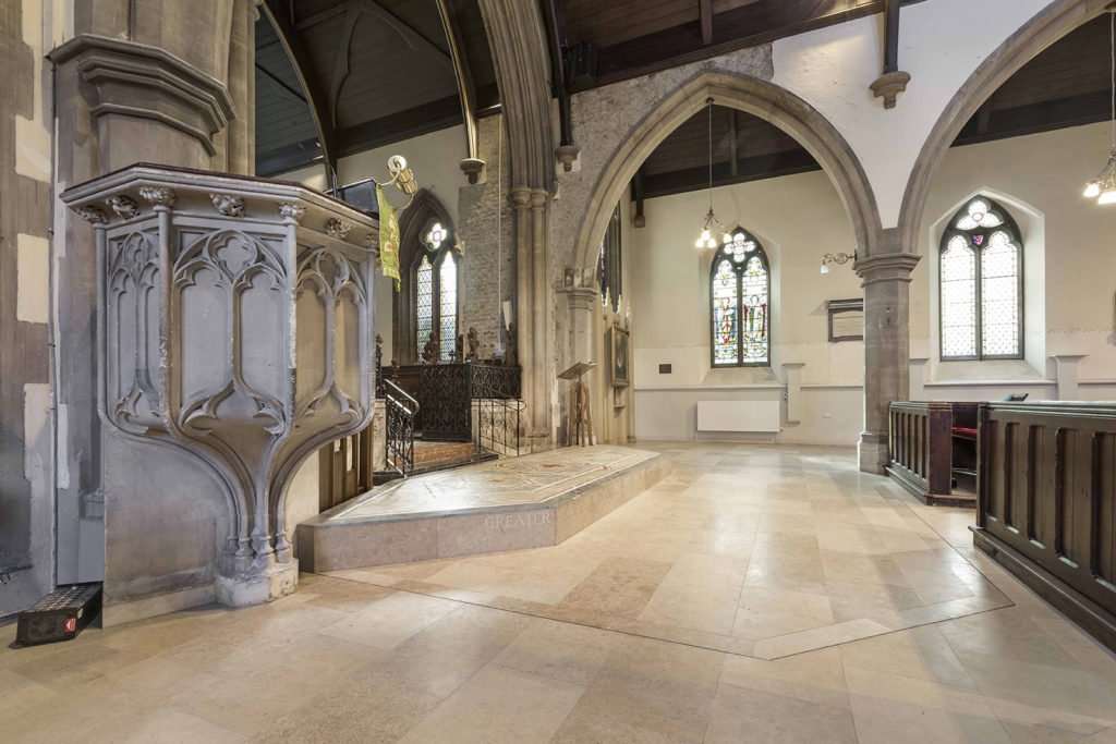 Christ Church Project is Shortlisted for Prestigious Ecclesiastical Award 1