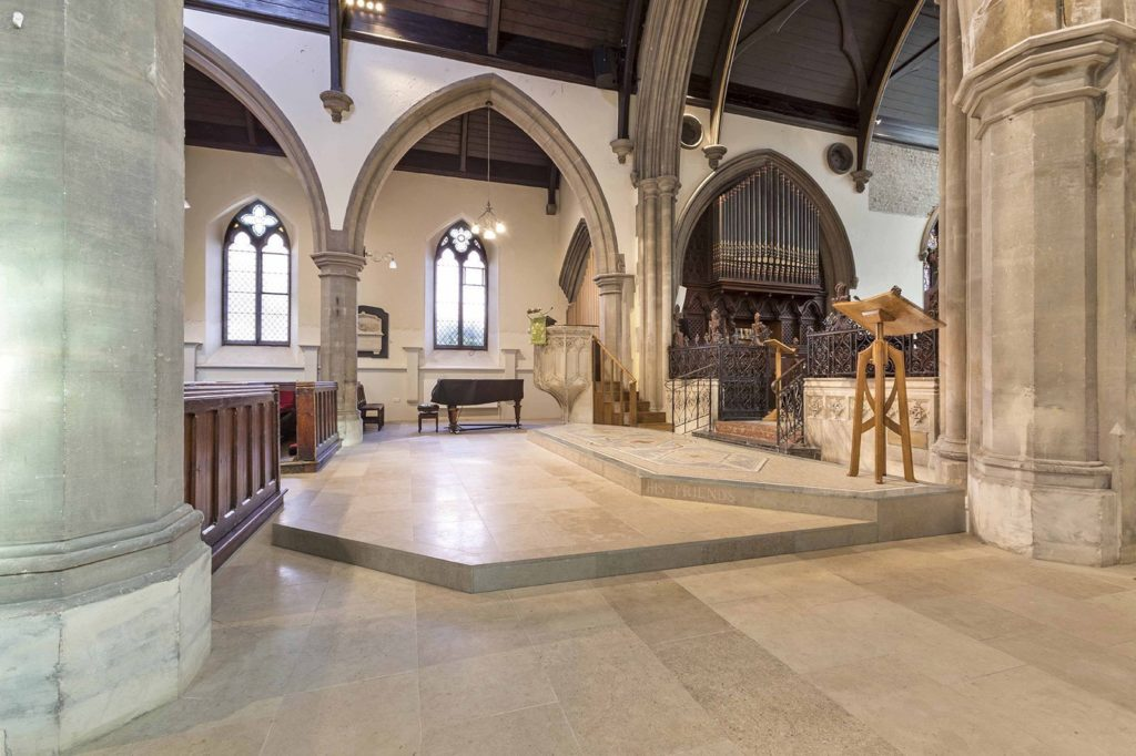 Christ Church Project is Shortlisted for Prestigious Ecclesiastical Award 2