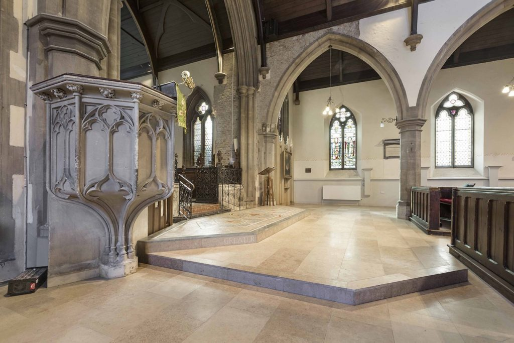 Christ Church Project is Shortlisted for Prestigious Ecclesiastical Award 4