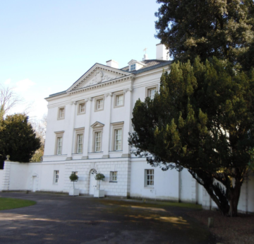 USL is awarded the restoration contract for the prestigious Marble Hill House 6