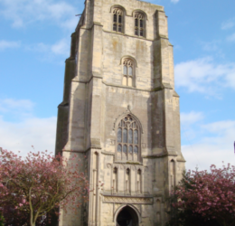 Bell Tower at St Michael Church, Beccles 2