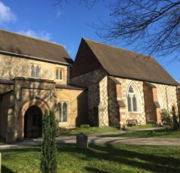 St Lawrence Church, Abbots Langley 8