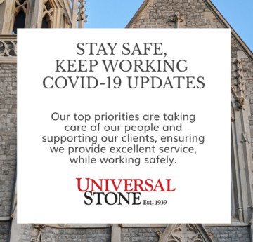 Stay Safe, Keep Working | COVID-19 Updates 1