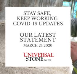 LATEST COVID-19 UPDATE 3