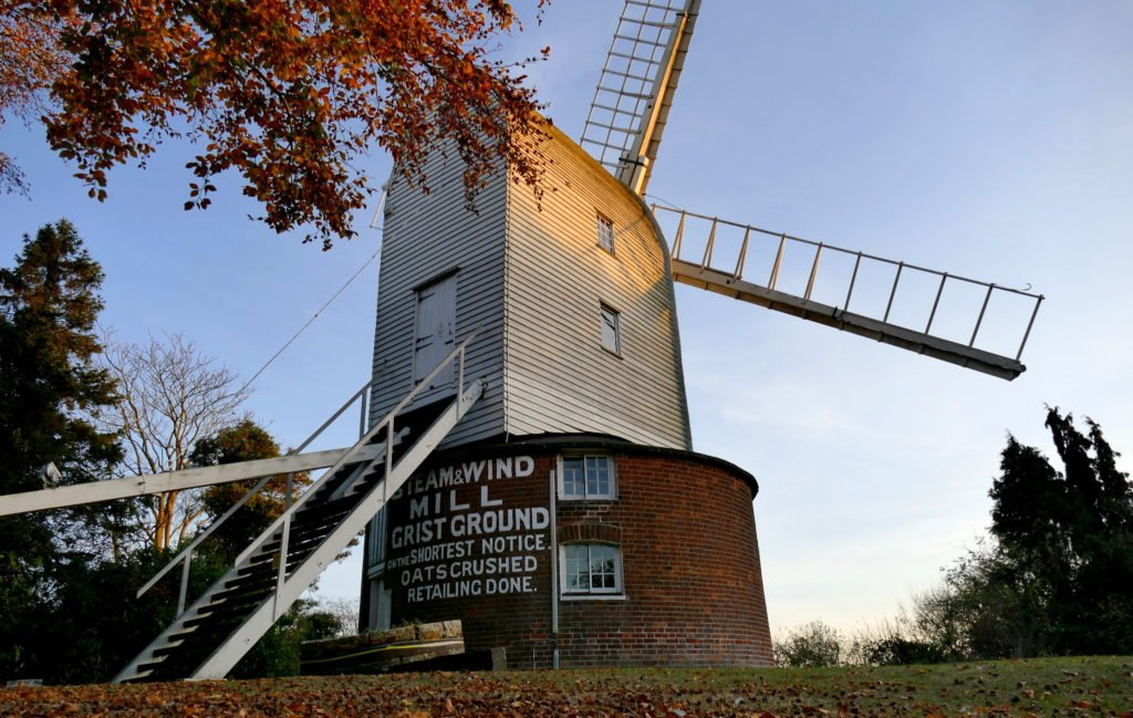National Mills Weekend | Celebrating Traditional Wind and Watermills with a Project Share 2