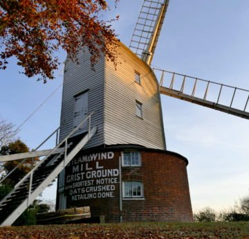 National Mills Weekend | Celebrating Traditional Wind and Watermills with a Project Share 4