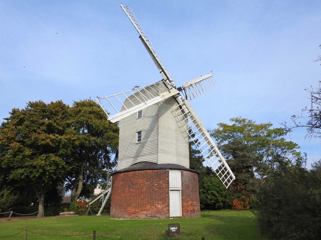 National Mills Weekend | Celebrating Traditional Wind and Watermills with a Project Share 3