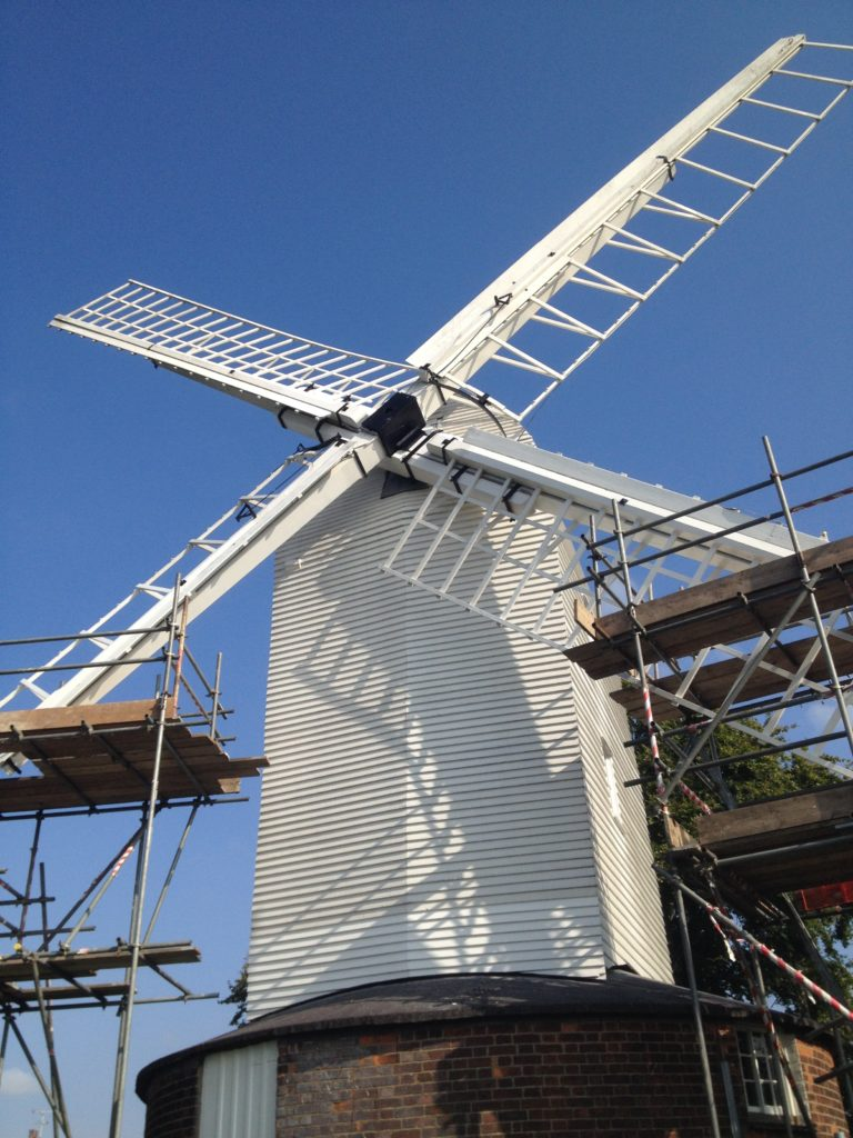National Mills Weekend | Celebrating Traditional Wind and Watermills with a Project Share 5