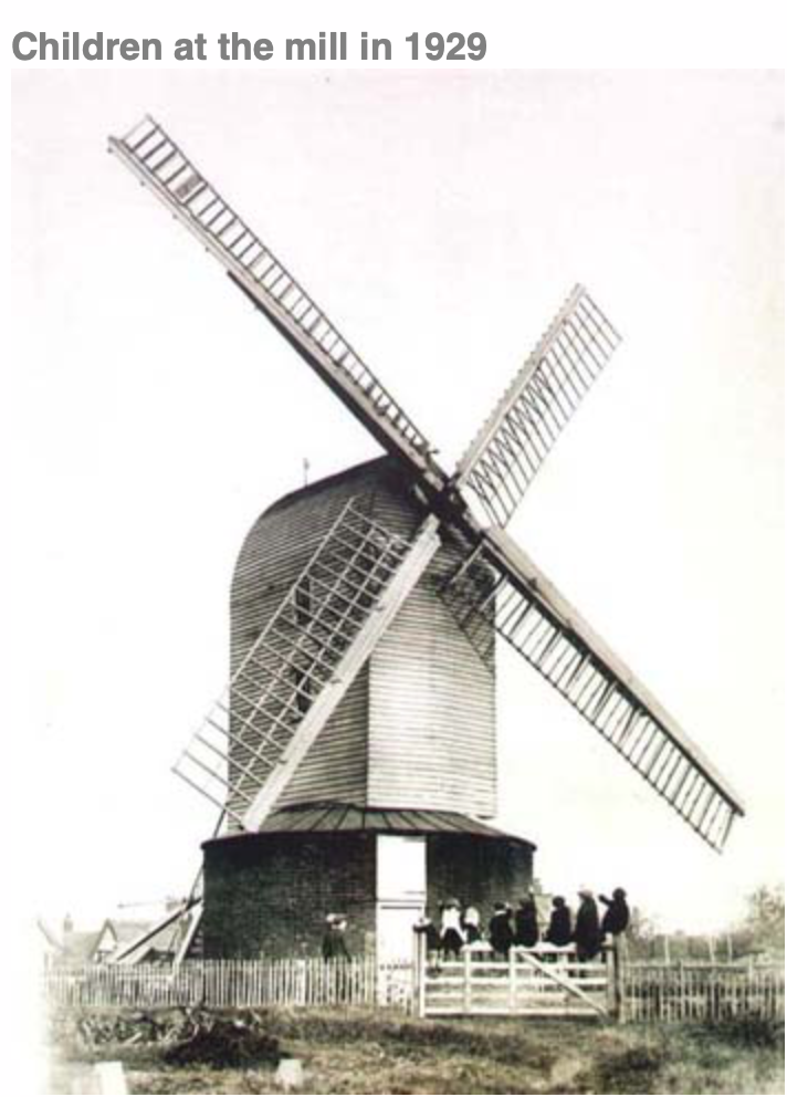 National Mills Weekend | Celebrating Traditional Wind and Watermills with a Project Share 1