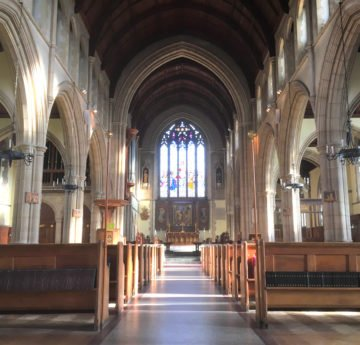 St George Church, Headstone 1