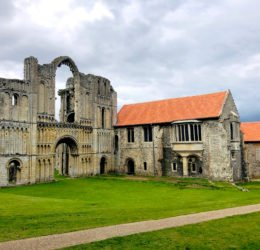 Castle Acre Priory 5
