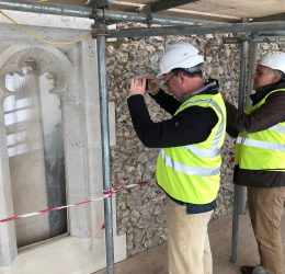 Community Engagement & Hard Hat Tours at St Leonard's Church Flamstead 5