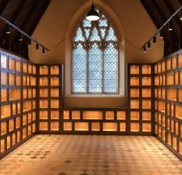 Chapel at Fairmile Cemetery (Columbarium) 15