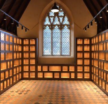 Chapel at Fairmile Cemetery (Columbarium) 1