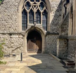 ST GABRIEL'S CHURCH, PIMLICO LONDON 7