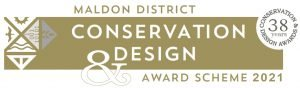 USL is awarded Building Conservation accolade for Grade II* listed Creeksea Place Manor House 1